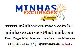 Logotipo excursões