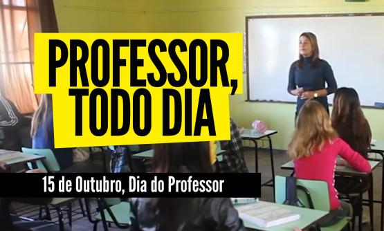 PROFESSOR TODO DIA -ilustra materia